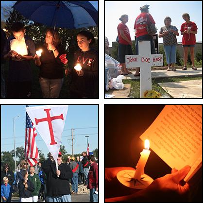 Prayer Vigils